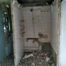 Демонтаж сантех кабины