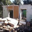 Демонтаж частного дома